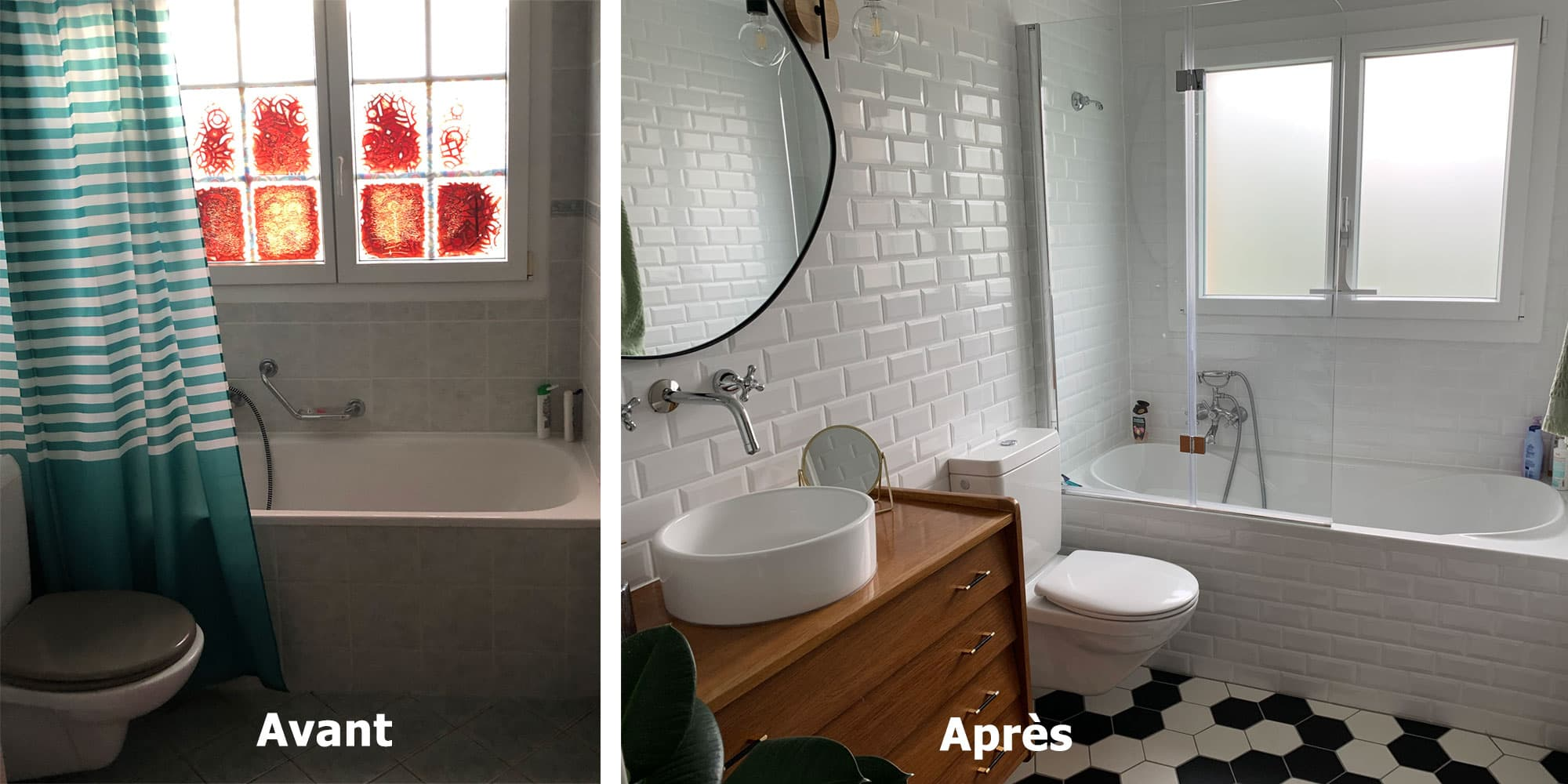 Rénovation salle de bain dans le Lavaux juin 2020
