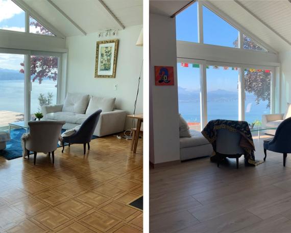 Rénovation maison sur les hauteurs de Lausanne – juillet 2020